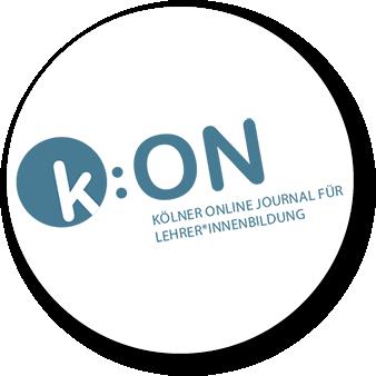 Logo der Zeitschrift kON